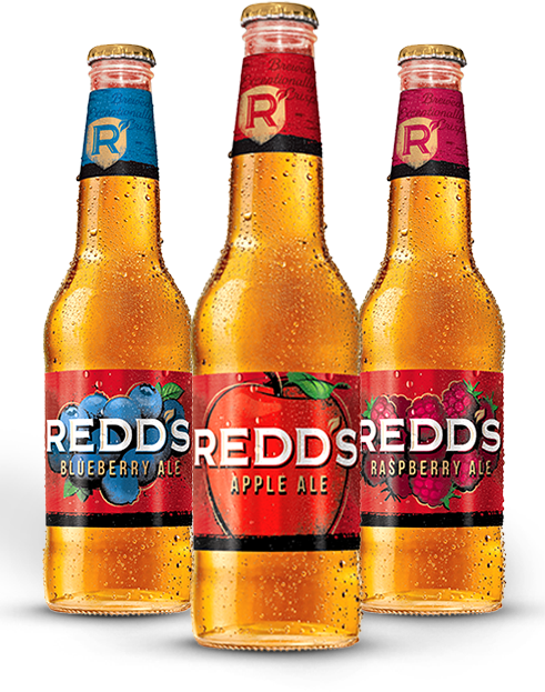 REDD'S TOGETHER WE BEER